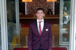 Employee of May - Ramada Podgorica